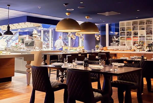 mesas de restaurantes dedetizado