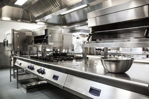 cozinha de restaurante deedtizada
