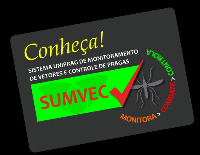 SUMVEC - sistema inovador para combate aos mosquitos.